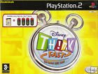 DISNEY THINK FAST BUNDLE + 4 BUZZERS ( NEW )