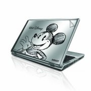 "DISNEY * MICKEY MOUSE * 15.4"" NOTEBOOK / LAPTOP DECAL"