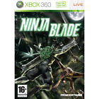 NINJA BLADE FOR MICROSOFT XBOX 360 ( NEW )